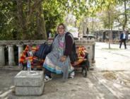 GEZİ PARKI'NIN TEK EVSİZ KADINI