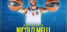 Son dakika: Fenerbahçe Nicolo Melli'yi kadrosuna kattı