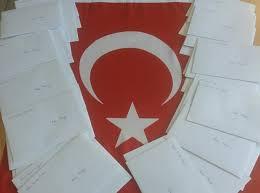 Mektubun Var Türkiye'm